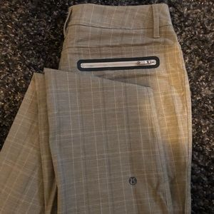 Lululemon Plaid Pants
